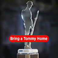 Bring a Tommy home to ensure that the sacrifices of our Armed Forces are never forgotten
